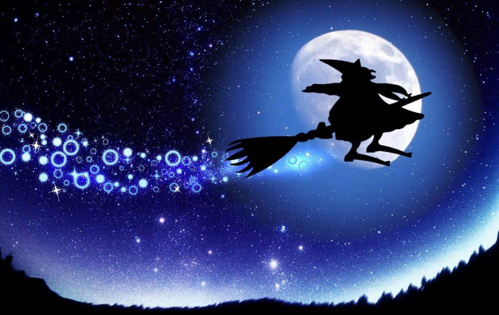 サンタはホウキに乗った老婆の魔女?イタリアのクリスマスに伝わる「ベファーナ」の物語