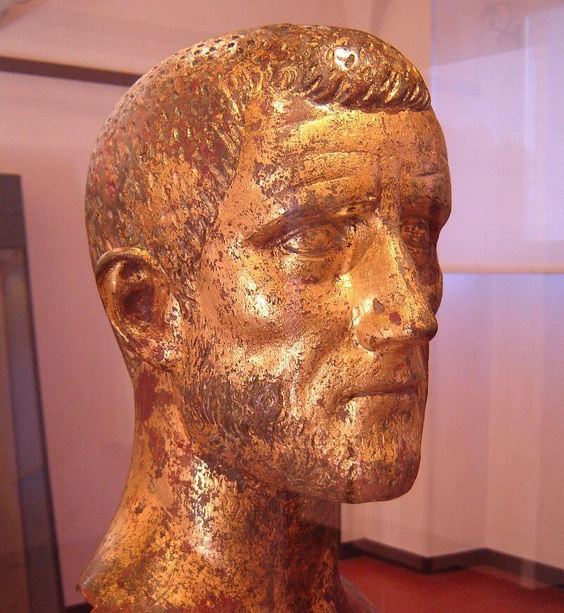 グラディウスニ世
