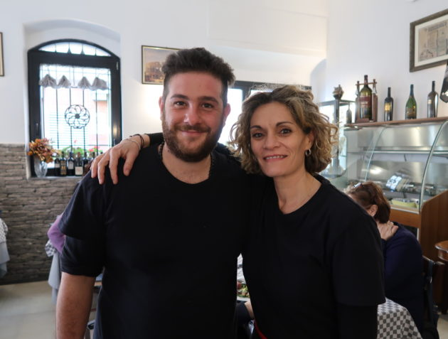 【コロッセオ/ランチならココがおすすめ!】路地裏のローマ料理レストラン「La Nuova Piazzetta」